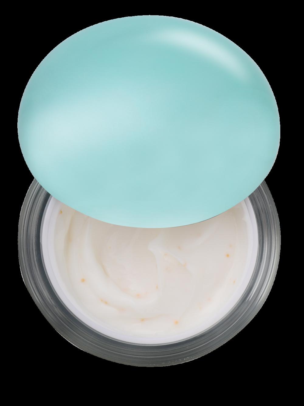 jade Spectra Bead Cream top view