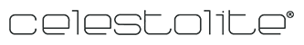 celestolite black logo